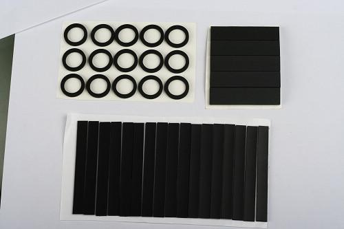 OEM Available Die Cut Double Sided Tape EVA Packing Foam For Shoes Material