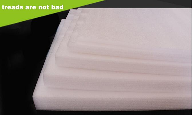 1 5MM / 3MM EPE Packing Foam Heat Preservation For Air