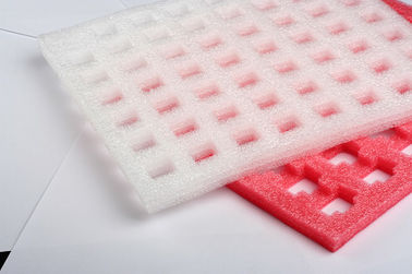 China Red / White 5mm EVA Foam Sheets Waterproof Shockproof Materials SGS Approved supplier